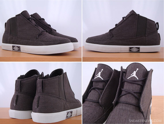 The Air Jordan Campus Chukka gave way to a worthy followup in the V.2  Grown. Both of these feature a blocky chukka-style lace placket 60a875527